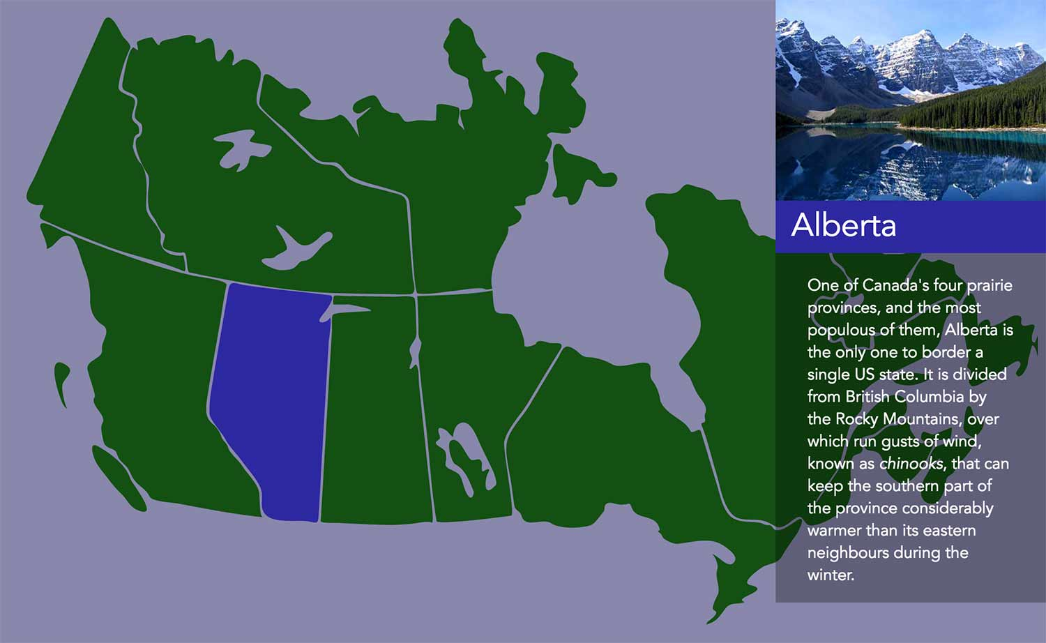 Interactive Map Of Canada And Provinces.The New Code Interactive Geographical Map With Svg And Javascript