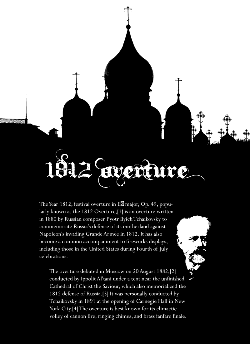 1812 Overture example